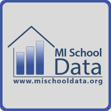 MI School Data Badge