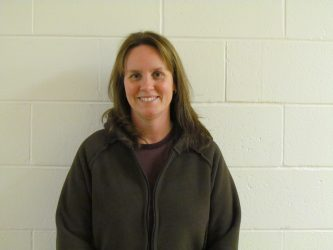 Photo of Tanya Weisinger, vice president of the Ontonagon School Board