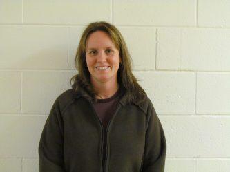 Photo of Tanya Weisinger, vice president of the Ontonagon School Board