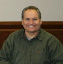 Photo of Dean Juntunen, President of the Ontonagon School Board